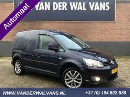 véhicule utilitaire léger fermé Volkswagen Caddy 1.6 TDI *Automaat* Airco, navigatie, cruisecontrol, Trekhaak 2011