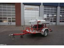 другие прицепы для легковых автомобилей Mucar Brandweer waterpomp unit 1999