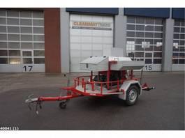 other car trailers Mucar Brandweer waterpomp unit 1999