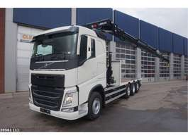 camion grue Volvo FH 500 8x2 Hiab 55 ton/meter laadkraan Fabrieksnieuw 2020
