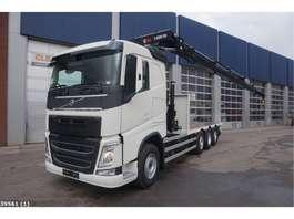 crane truck Volvo FH 500 8x2 Hiab 55 ton/meter laadkraan Fabrieksnieuw 2020