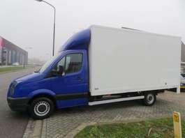 véhicule utilitaire léger à box fermé Volkswagen Crafter 35 2.5 TDI Bakwagen Airco L 437cm B 210cm H 218cm 2010