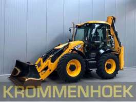tractopelle JCB 4 CX | Easy controls 2016