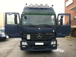 roro tractor unit Mercedes Benz Actros 2544 Abrollkipper 2008
