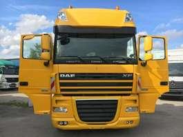 tracteur poids lourd DAF XF 105.460 German Truck 2009