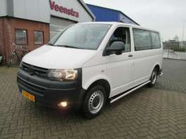 taxi bus Volkswagen Transporter T5 2.0TDI Kombi Klima €6950,=