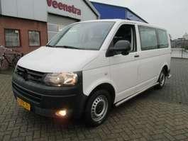 taxi bus Volkswagen Transporter T5 2.0TDI Kombi Klima €7950,=