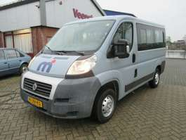 autobús taxi Fiat Ducato JTD 9-Sitzer Netto €3750,=