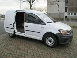 véhicule utilitaire léger fermé Volkswagen Caddy 1.4TGI Benzin Gas CNG Klima Netto €6450,=