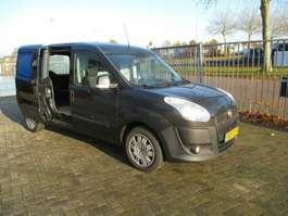 закрытый ЛКТ Fiat Doblo 1.3JTD Maxi Klima Netto €3950,=