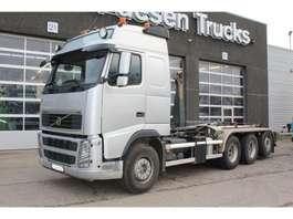 camião de contentores Volvo FH500 8X4 TRIDEM CONTAINERSYSTEEM 2013