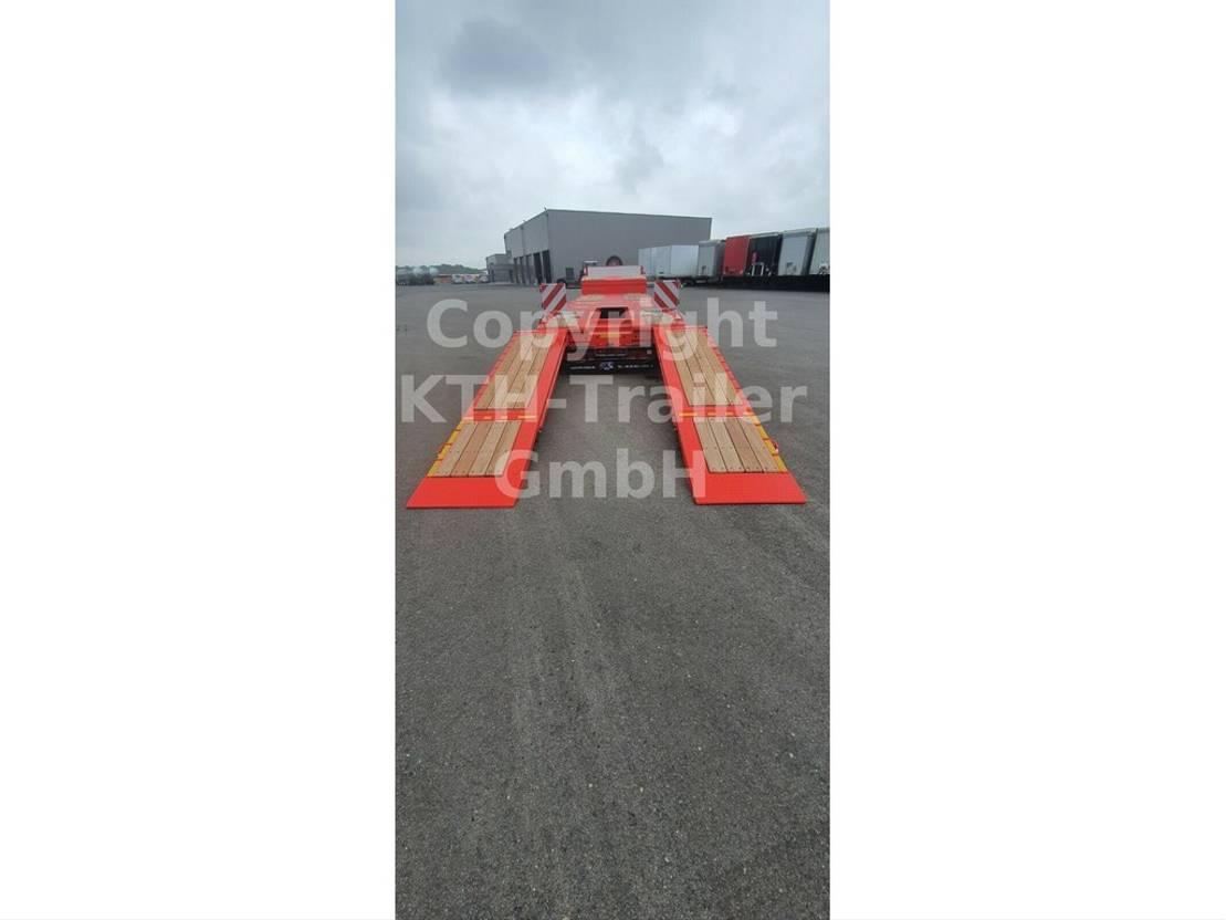 Tieflader Auflieger KAESSBOHRER Tieflader Lowbed K.SLS 3 Non extandable/ starr