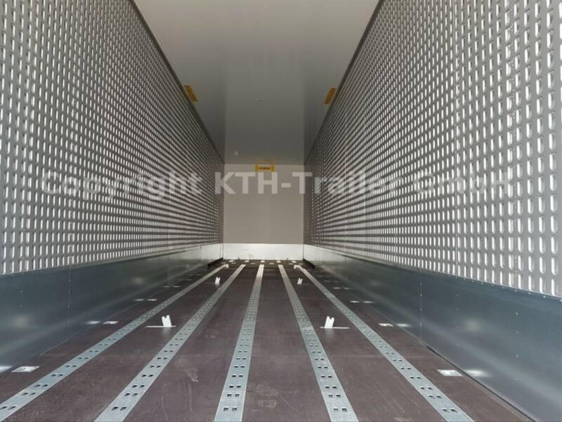geschlossener Kasten Auflieger Talson Air Cargo-Luftfracht-Aircargo-Rollenbett MEGA