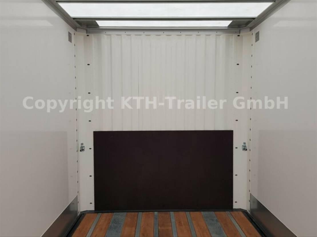 geschlossener Kasten Auflieger Kaessbohrer Trocken/ Plywood Kofferauflieger Typ K.SBT