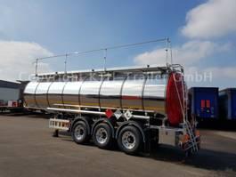 tank semi trailer semi trailer Kaessbohrer Chemieauflieger STC 30m³ AUCH MIETE