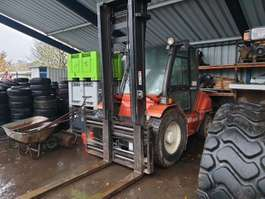 all terrain forklift Manitou MSI 50 1998