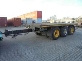 drop side full trailer Obermaier OS 3 B280 2008