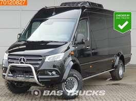 минивэн — пассажирский легковой фургон Mercedes Benz Sprinter  519 CDI 3.0 190PK 4x4 VIP Personenbus 21 Persoons Automaat A/C... 2020