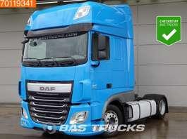 mega-volume tractorhead DAF XF 460  4X2 SSC Mega ACC 2x Tanks Euro 6 2015