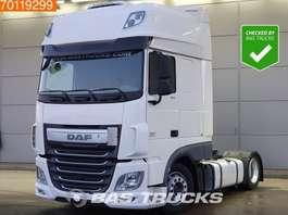 mega-volume tractorhead DAF XF 460 4X2 2x Tanks Mega Standklima ACC SSC Euro 6 2016