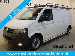 véhicule utilitaire léger fermé Volkswagen Transporter 2.0 TDI L2H1 / Airco / Imperiaal / Cruise Control / Trekhaak... 2013