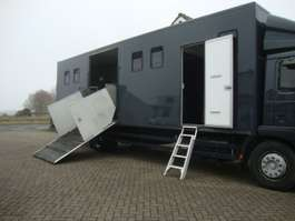 horse truck MAN 18-224    7 horses 1998