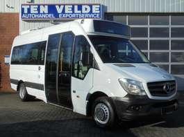 city bus Mercedes Benz Sprinter 513 cdi Rollstuhl Citybus ,Klima, Standheizung 2016