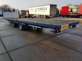 drop side full trailer GS Meppel AN-1800 1990