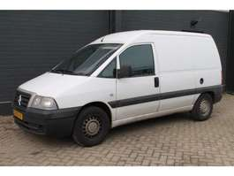 closed lcv Citroen Jumpy 2.0 HDI Leader - Airco - Trekhaak - € 999,- Ex. 2005