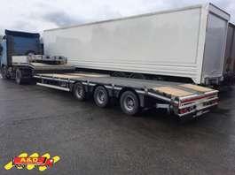 lowloader semi trailer Nieuwe MAX100 dieplader 2020