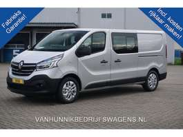 closed lcv Renault Trafic 2.0DCI 170PK L2H1 Grand Comfort Dubbel Cabine Automaat NR. B04 Ai... 2020
