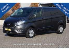 samochód dostawczy zamknięty Ford Transit Custom 300L 170PK 2.0 TDCI  Limited Airco, Camera, Navi, Trekhaa... 2019