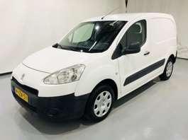 closed lcv Peugeot partner 1.6 HDI L1 XT Airco Schuifdeur 2012