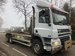 camião de contentores DAF 85.430 6x4 2005