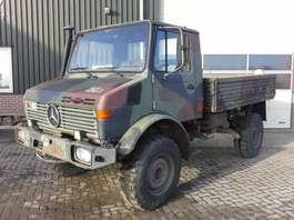 ciągnik rolniczy Mercedes Benz Unimog