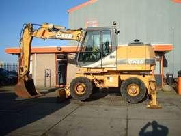 wheeled excavator Case 788P 2001