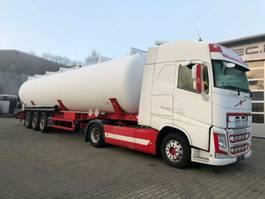 feed semi trailer Feldbinder KIP 66.3 Silo 66.000 L 3 Achse mit ADR 2014