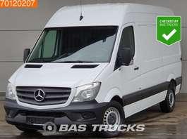 samochód dostawczy zamknięty Mercedes Benz Sprinter 319 CDI 3.0 V6 Automaat 3500kg trekgewicht Navi Airco Cruise E6... 2016