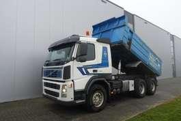 camion a cassone ribaltabile Volvo FM12.420 6X4 MANUAL FULL STEEL HUBREDUCTION EURO 3 2003