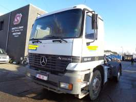 cab over engine Mercedes Benz Actros 1840 400000km/hydraulic 2001