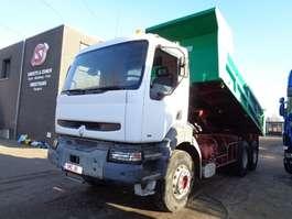 camion a cassone ribaltabile Renault Kerax 340 139000 km! top 1a 1998