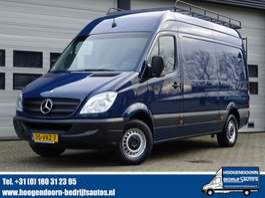 samochód dostawczy zamknięty Mercedes Benz Sprinter 315 CDI AUTOMAAT - 2.800 kg Trekhk - L2H2 Lang Hoog 366 2008
