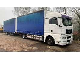 camion mega-volume MAN TGX 18.440 4x2 + 3-AXLES TRAILER 2009