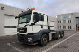 cab over engine MAN 26.540 med hydrodrive 2013