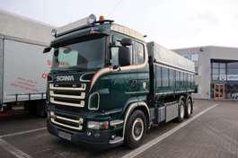 camion a cassone ribaltabile Scania R 500 2007