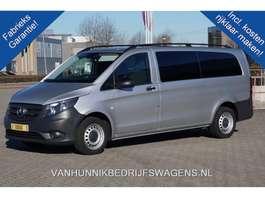 samochód dostawczy zamknięty Mercedes Benz Vito 116 CDi XL Dubbel cabine Airco Cruise Navi Trekhaak EU6!! NR. 561 2018