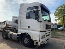 cab over engine MAN TGA 18.460 MANUAL ZF - RETARDER - SPOILERS - CLEAN FR TRUCK 2003