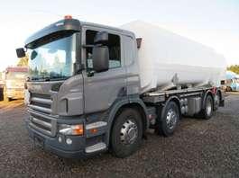 cysterna Scania P310 8x2*6 24.500 l. ADR 2008