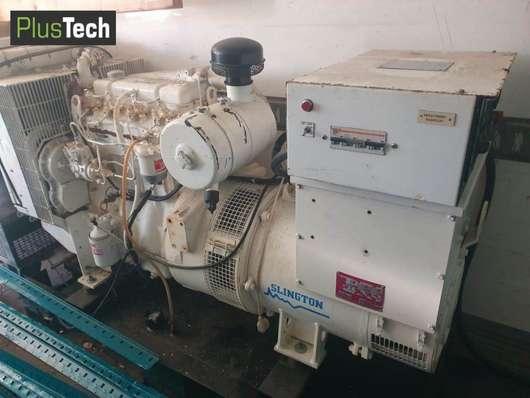 generatore Slington Aggregat 2004
