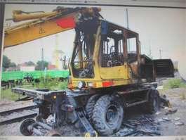 wheeled excavator Liebherr A900 ZW Litronic (For Parts) 2003